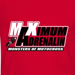 Maximum Adrenalin Jacken & Westen - Männer Kontrast-T-Shirt