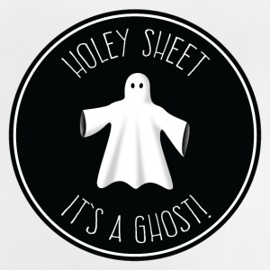 Holey Sheet - It's A Ghost! Long Sleeve Shirts - Baby T-Shirt