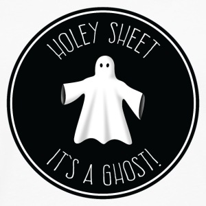 Holey Sheet - It's A Ghost! Tank Tops - Men's Premium Longsleeve Shirt