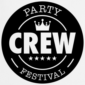 festival crew T-Shirts - Cooking Apron