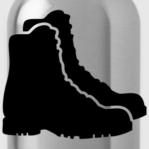 army boots T-Shirts - Water Bottle