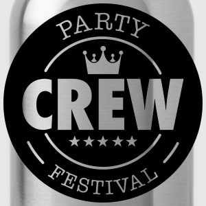 festival crew T-Shirts - Trinkflasche