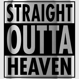 Straight Outta Heaven T-Shirts - Water Bottle