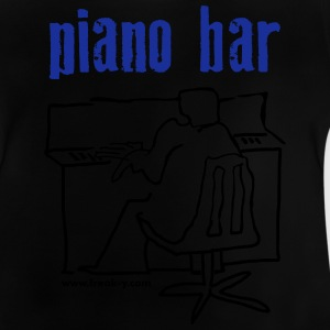 piano bar - Baby T-Shirt