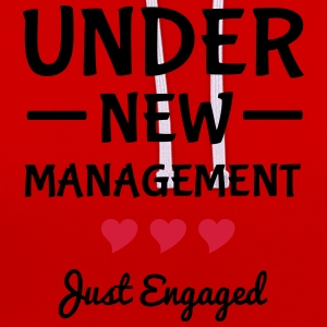 Engaged T-Shirts - Contrast Colour Hoodie