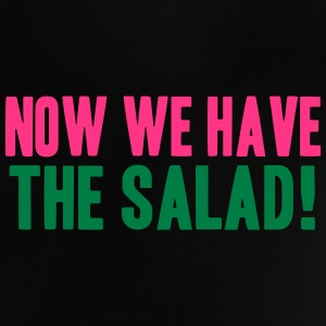 NOW HAVE WE THE SALAD (DENGLISCH) Sacs et sacs à dos - T-shirt Bébé