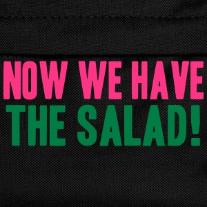 NOW HAVE WE THE SALAD (DENGLISCH) Kepsar & mössor - Ryggsäck för barn