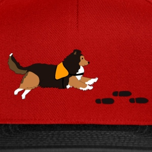 Free search Sheltie Skjorter - Snapback-caps