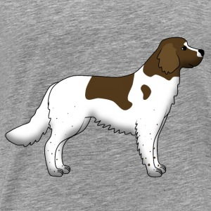 small Münsterländer Tops - Men's Premium T-Shirt