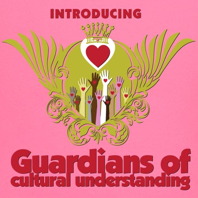 Guardians of culturel understanding -  Kvinde langærmet  thirt