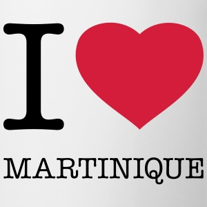 I LOVE MARTINIQUE - Mugg