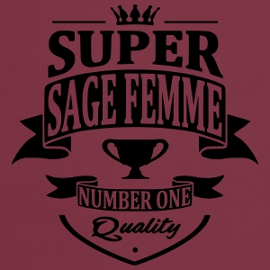 Super Sage Femme Sweat-shirts - Tablier de cuisine