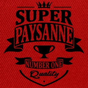 Super Paysanne Sweat-shirts - Casquette snapback