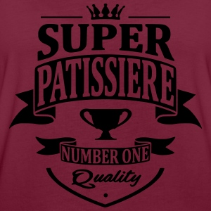 Super Patissière Sweat-shirts - T-shirt oversize Femme