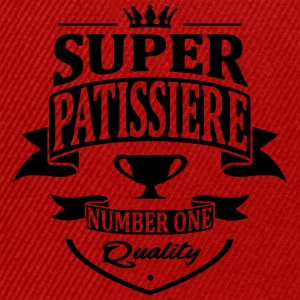 Super Patissière Sweat-shirts - Casquette snapback