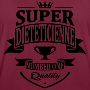 Super Diététicienne Sweat-shirts - T-shirt oversize Femme