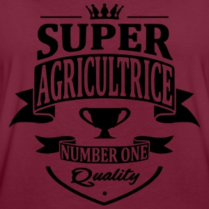 Super Agricultrice Sweat-shirts - T-shirt oversize Femme