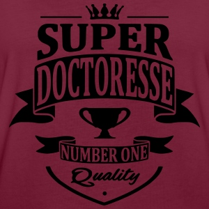 Super Doctoresse Sweat-shirts - T-shirt oversize Femme