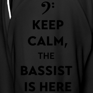 Keep calm, the bassist is here Mugs & Drinkware - Men's Football Jersey