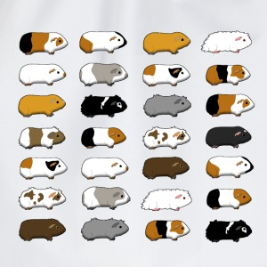 28 Guinea Pigs Long Sleeve Shirts - Drawstring Bag