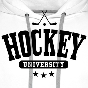 Hockey University T-shirts - Premiumluvtröja herr