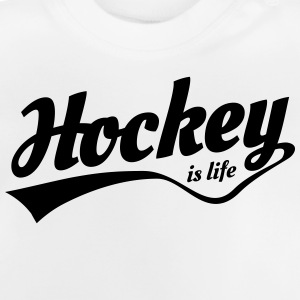 hockey is life 5 Pullover & Hoodies - Baby T-Shirt