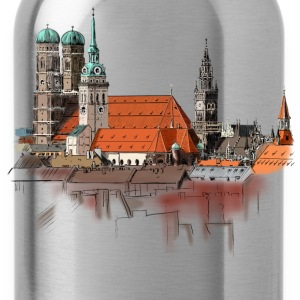 Munich T-Shirts - Water Bottle