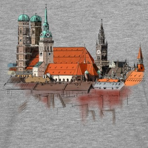 Munich Shirts - Men's Premium Longsleeve Shirt