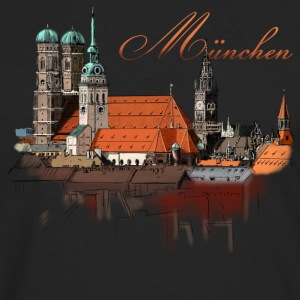 Munich Tank Tops - Men's Premium Longsleeve Shirt