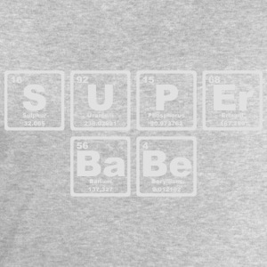 SUPERBABE PERIODIC TABLE OF THE ELEMENTS T-shirts - Sweatshirt herr från Stanley & Stella