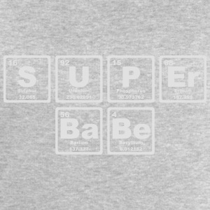 SUPERBABE PERIODIC TABLE OF THE ELEMENTS Tanktops - Mannen sweatshirt van Stanley & Stella