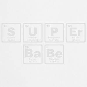 SUPERBABE PERIODIC TABLE OF THE ELEMENTS Accessoires - Tablier de cuisine