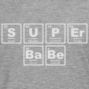 SUPERBABE PERIODIC TABLE OF THE ELEMENTS Hoodies & Sweatshirts - Men's Premium Longsleeve Shirt