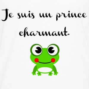 Grenouille Tee shirts - T-shirt manches longues Premium Homme