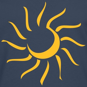Sun Summer Weather Shirts - Men's Premium Longsleeve Shirt