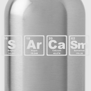 SARCASM PERIODIC TABLE Overig - Drinkfles
