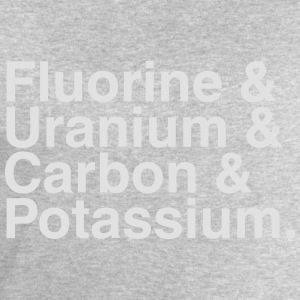 ELEMENTS OF THE PERIODIC TABLES T-shirts - Herresweatshirt fra Stanley og Stella
