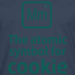Mm the ELEMENT for cookies Camisetas - Camiseta de manga larga premium hombre