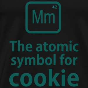 Mm the ELEMENT for cookies Top - Maglietta Premium da uomo