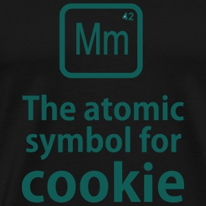 Mm the ELEMENT for cookies Manches longues - T-shirt Premium Homme