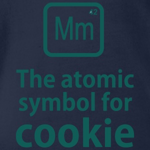 Mm the ELEMENT for cookies Skjorter - Økologisk kortermet baby-body