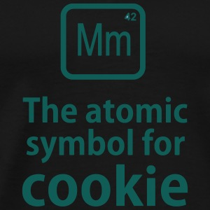 Mm the ELEMENT for cookies Andet - Herre premium T-shirt