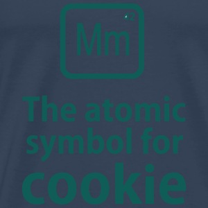 Mm the ELEMENT for cookies Tops - Mannen Premium T-shirt