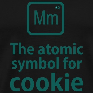 Mm the ELEMENT for cookies Tank Tops - Herre premium T-shirt