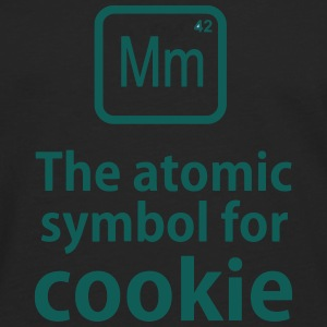 Mm the ELEMENT for cookies Tanktoppar - Långärmad premium-T-shirt herr