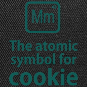 Mm the ELEMENT for cookies Tanktops - Snapback cap