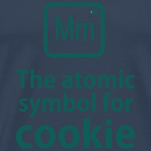 Mm the ELEMENT for cookies Long Sleeve Shirts - Men's Premium T-Shirt