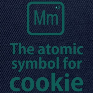 Mm the ELEMENT for cookies Långärmade T-shirts - Snapbackkeps
