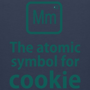 Mm the ELEMENT for cookies Manga larga - Tank top premium hombre