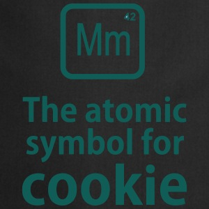 Mm the ELEMENT for cookies T-shirts - Keukenschort